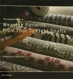 The Ashford Book of Weaving Patterns from Four to Eight Shafts, Krogh